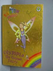 【書寶二手書T1/兒童文學_MKA】Olympia the Games Fairy (Rainbow Magic)_Daisy Meadows