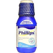 [iHerb] Phillip's, Genuine Milk of Magnesia, Saline Laxative, Original, 12 fl oz (355 ml)