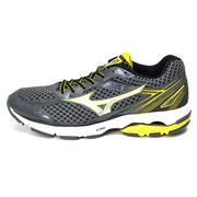 (男)MIZUNO WAVE CONNECT 3慢跑鞋鐵灰銀J1GC164803-