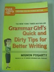 【書寶二手書T7/大學教育_IRT】Grammar Girl's Quick and Dirty Tips for Be