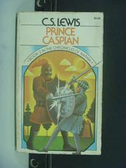 【書寶二手書T4/原文小說_GCN】Prince Caspian : the return to Narnia