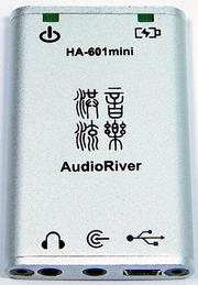 志達電子 HA601mini AudioRiver 迷你隨身耳擴 HA-601 mini 鐵三角 AKG SENNHEISER SHURE Ultimate Ears