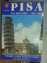 【書寶二手書T4/旅遊_QCY】PISA ITS HISTORY-ITS ART_1981