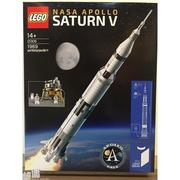 [想樂]全新 樂高 Lego 21309 IDEAS NASA 火箭 Apollo Saturn V (盒損)