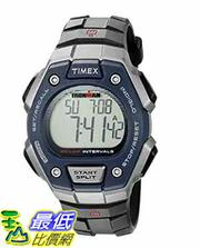 [105美國直購] Timex Mens Ironman Quartz Resin Sport Watch, Color:Black (Model: TW5K860009J)