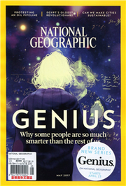 NATIONAL GEOGRAPHIC 5月號/2017
