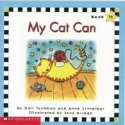 Phonics Readers Book 18: My Cat Can