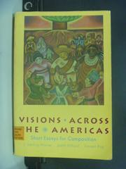 【書寶二手書T3/原文書_NAR】Visions across the Americas_ J. Sterling