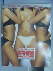 【書寶二手書T1/雜誌期刊_PNK】The Girl of FHM 2003_Special collector's ed
