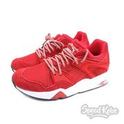 PUMA Blaze of Glory Soft 女 桃紅色 免鞋帶 36251004☆SP☆