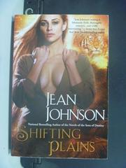 【書寶二手書T6/原文小說_GRU】Shifting Plains_Johnson, Jean