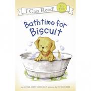 An I Can Read Book My First Reading: Bathtime..