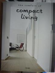 【書寶二手書T6/原文書_PJE】The comfort of compact living