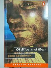 【書寶二手書T1/原文小說_JPT】Penguin 2 (Ele): Of Mice and Men_John Steinbeck