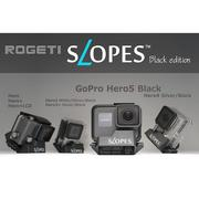 【GoPro彈藥庫】HERO4 HERO5 HERO6 SLOPES BLACK edition 多角度 雲台 腳架