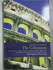 【書寶二手書T3/原文小說_HCJ】The Colosseum_Keith Hopkin & Mary Bear