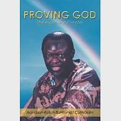 Proving God: The Proof of a Creator