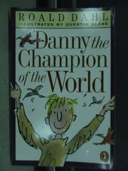 【書寶二手書T9/語言學習_JCD】Danny the champion of the world_1975