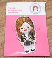 TWICE CHARACTER POP-UP STORE OFFICIAL GOODS SANA CHARACTER WAPPEN