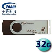 Team 十銓 32GB 90MB/s Color Turn E902 USB3.0 旋轉 隨身碟