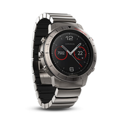 Garmin Fenix Chronos Titanium with Titanium Band 簡體中文版 010-01957-35 香港行貨