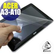 【EZstick】ACER Iconia A3-A10 系列專用 靜電式平板LCD液晶螢幕貼 (鏡面防汙)