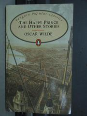 【書寶二手書T5/原文小說_NDH】The Happy Prince and Other Stories