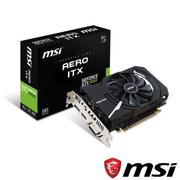 MSI GeForce GTX 1050 AERO 2G OCV1 顯示卡