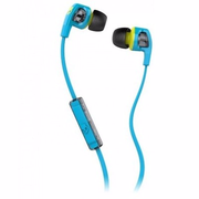Skullcandy Smokin Buds 2 耳機 帶線控與咪 Blue/Grey S2PGFY-327 香港行貨