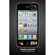 POWER SUPPORT iPhone 4/4S 專用 Hello Kitty 亮面保護膜(KT1)
