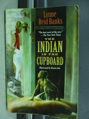 【書寶二手書T9/原文小說_MQO】The indian in the cupboard_Lynne reid cole