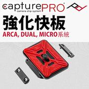 Peak Design Capture PROplate 強化快板