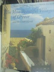 【書寶二手書T2/地理_ZCY】The Most Beautiful Villages of Greece