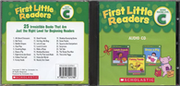 First Little Readers Guided Reading Level C Audio CD