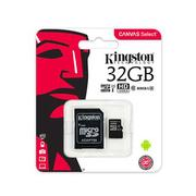 金士頓 最新 32G Kingston CANVAS Select microSDHC C10 記憶卡