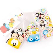 Disney iPhone 6 Plus/6s Plus TSUM TSUM可愛透明保護軟套