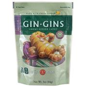[iHerb] [iHerb] The Ginger People Gin·Gins, Chewy Ginger Candy, Original, 3 oz (84 g)