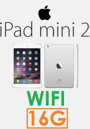 【原廠現貨】Apple iPad mini2(WiFi 版) 16G 平板電腦 RETINA MINI 2