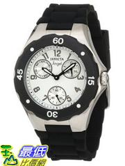 [美國直購 USAShop] Invicta 手錶 Women's 0733 Angel Collection Black Polyurethane Watch