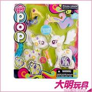 【合川玩具】MY LITTLE PONY 彩虹小馬 POP 5吋小馬遊戲組 第五季 PRINCESS CELESTIA