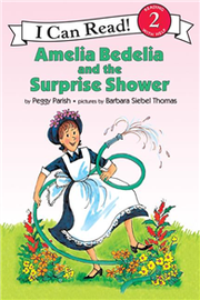 An I Can Read Book Level 2: Amelia Bedelia and the Surprise Shower