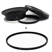 STC Screw-in Lens Adapter 超廣角鏡頭 濾鏡接環組 +UV 105mm (for OLYMPUS 7-14mm專用)