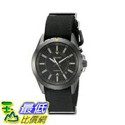 [美國直購] Seiko Men's 男士手錶 SKA705 RECRAFT Kinetic Analog Display Japanese Quartz Black Watch