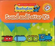 ReadingLine Sound and Letter Kit (26小書+1片CD) - Scholastic 低年級