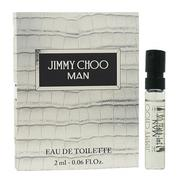 【JIMMY CHOO】Man 同名 男性淡香水 2ml (噴式)