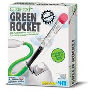 【4M 創意 DIY】Green Science-Green Rocket環保火箭發射器