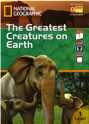 National Geographic Living English: The Greatest Creatures On Earth with DVD