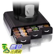 "[103美國直購] Mind Reader """"Anchor"""" Coffee Pod Storage Drawer for 36 Keurig K-Cup, 42 CBTL/Verismo Black 咖啡包容器(不含咖啡包) $2490"