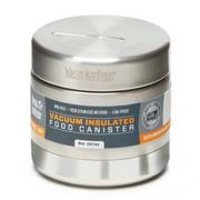 【klean kanteen】CANISTER 8oz 真空不鏽鋼食物罐 原色鋼 236ml 8VCANSSFBS