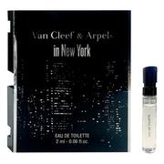 Van Cleef & Arpels in New York 時尚紐約男性淡香水 針管2ml